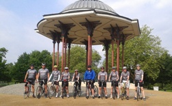 London to Manchester Cycle Challenge Picture 2