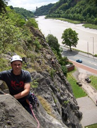 Symonds Yat Abseil Picture 3