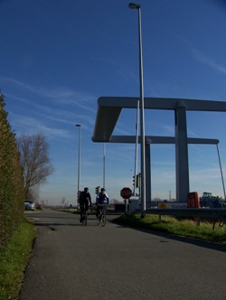 Brussels to Amsterdam Cycle Picture 2