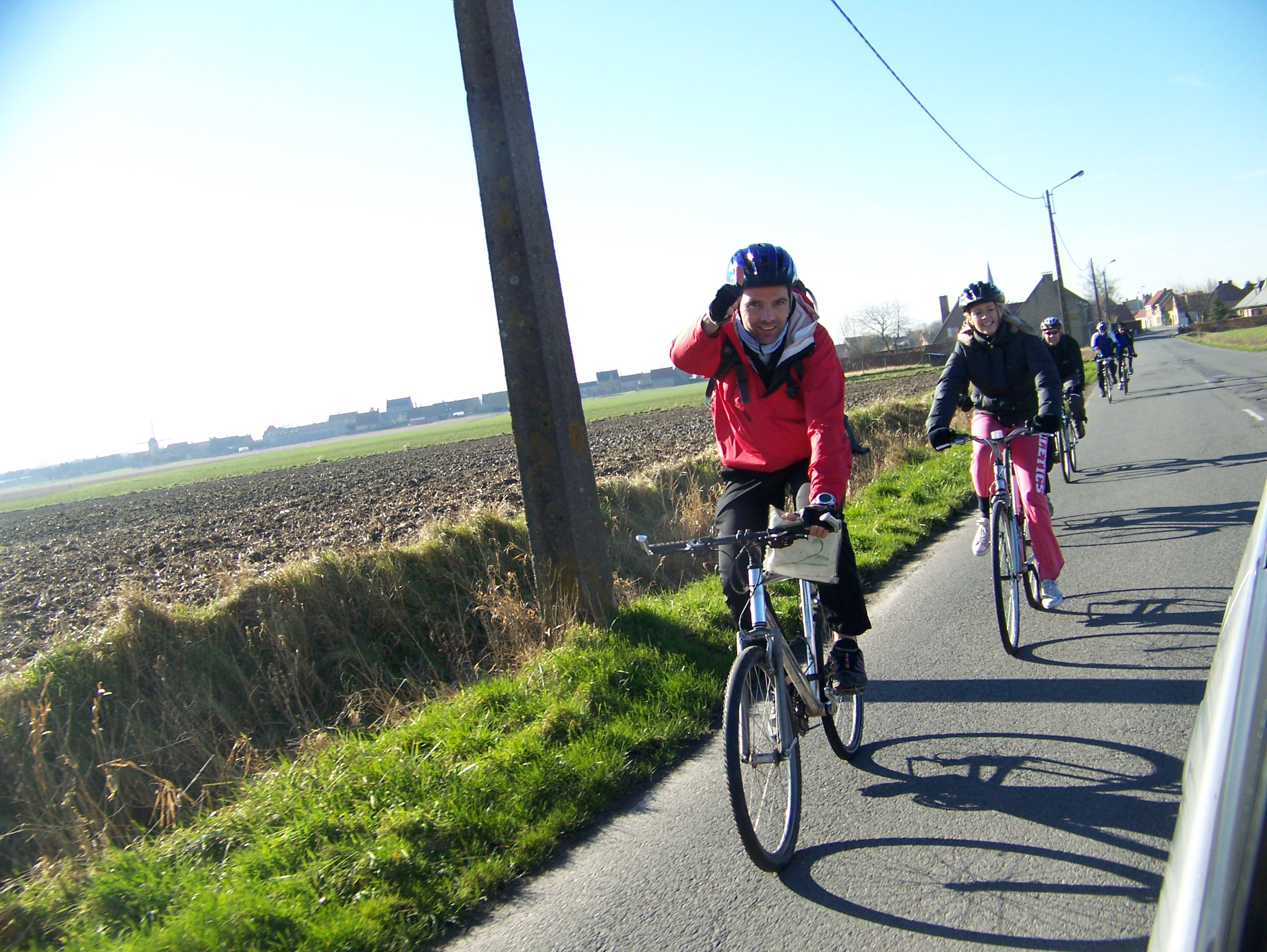 Brussels to Amsterdam Cycle Picture 3