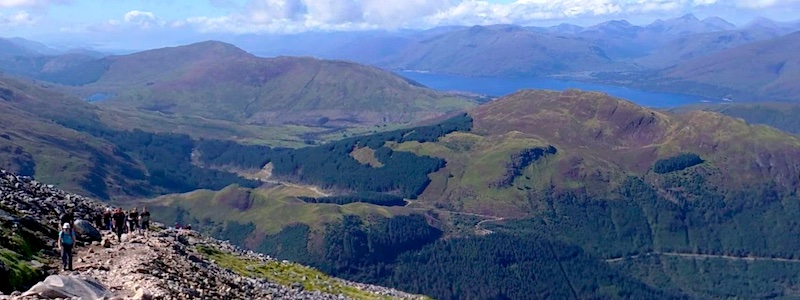 SJP West of Scotland Trek 2021 Picture 1