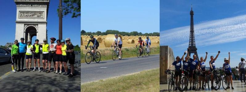 Cycle London To Paris TdF 4 Day Picture 1