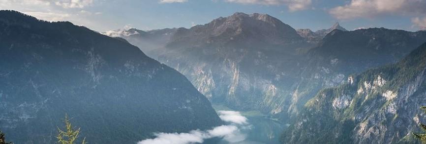 Bavarian Alps Challenge Trek Picture 1