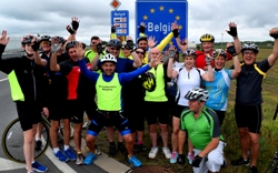 Cycle Hull to Paris Picture 3