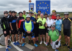 Cycle Brugge to Holland Weekend Picture 3