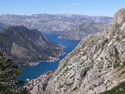 Montenegro Bay of Kotor Trek Picture 2