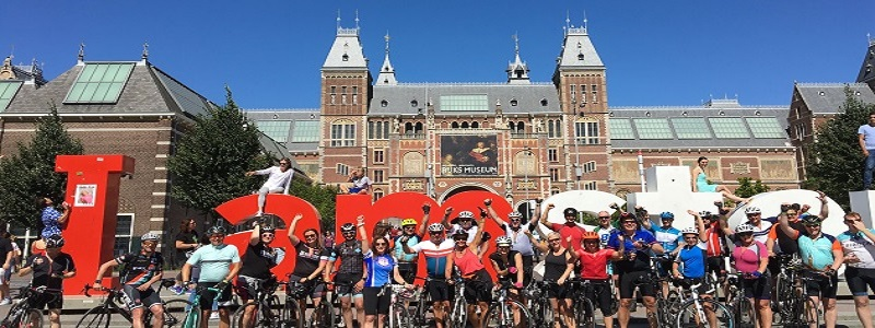Cycle Bristol to Amsterdam 4 day Picture 1