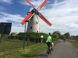 Cycle Bristol to Amsterdam 4 day Picture 2