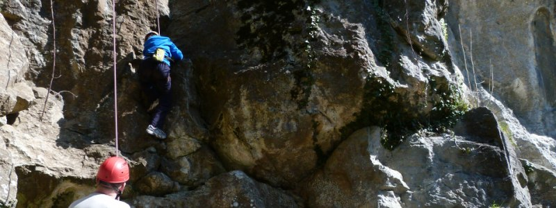Chudleigh Climbing Sessions Picture 1