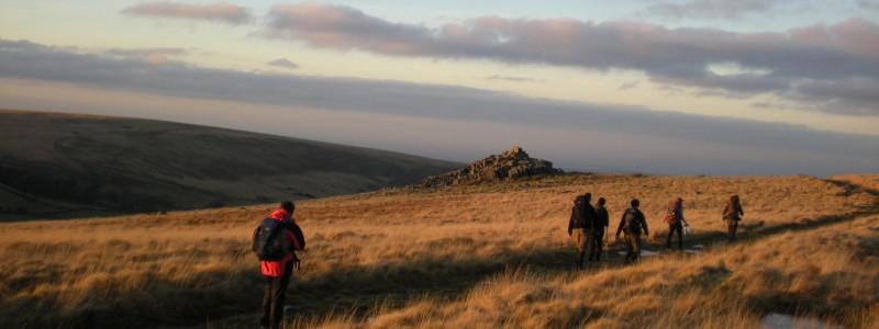 Dartmoor 10 Tors Challenge Picture 1
