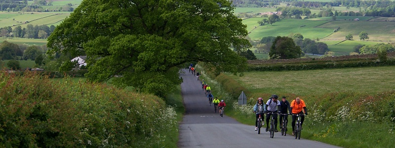 Cycle Edinburgh to Manchester Picture 1