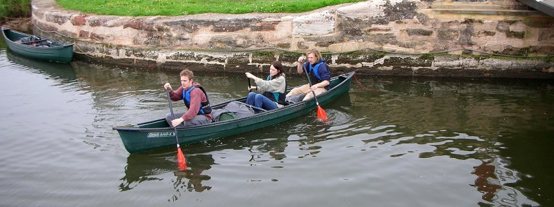 Paddle The Exe Weekend Picture 1