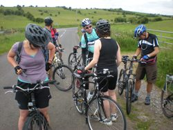 The Giants Ride to Cadair Idris Picture 3