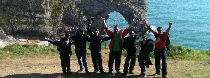 Jurassic Coast Trek Picture 1