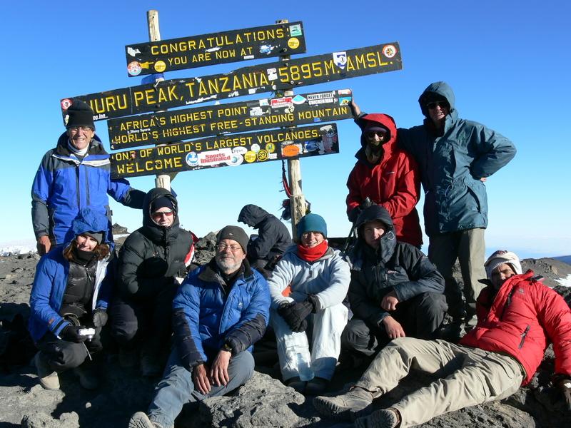 Kilimanjaro Classic Machame Trek Picture 1