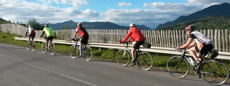 Krakow to Budapest Cycle Picture 1