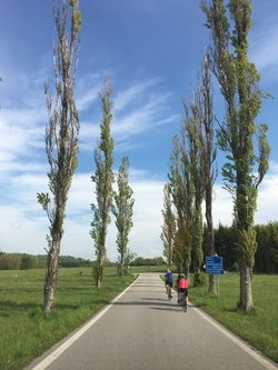 Krakow to Budapest Cycle Picture 3