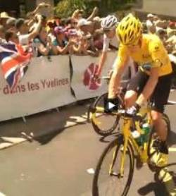 TdF Grd Depart London Amsterdam Picture 3