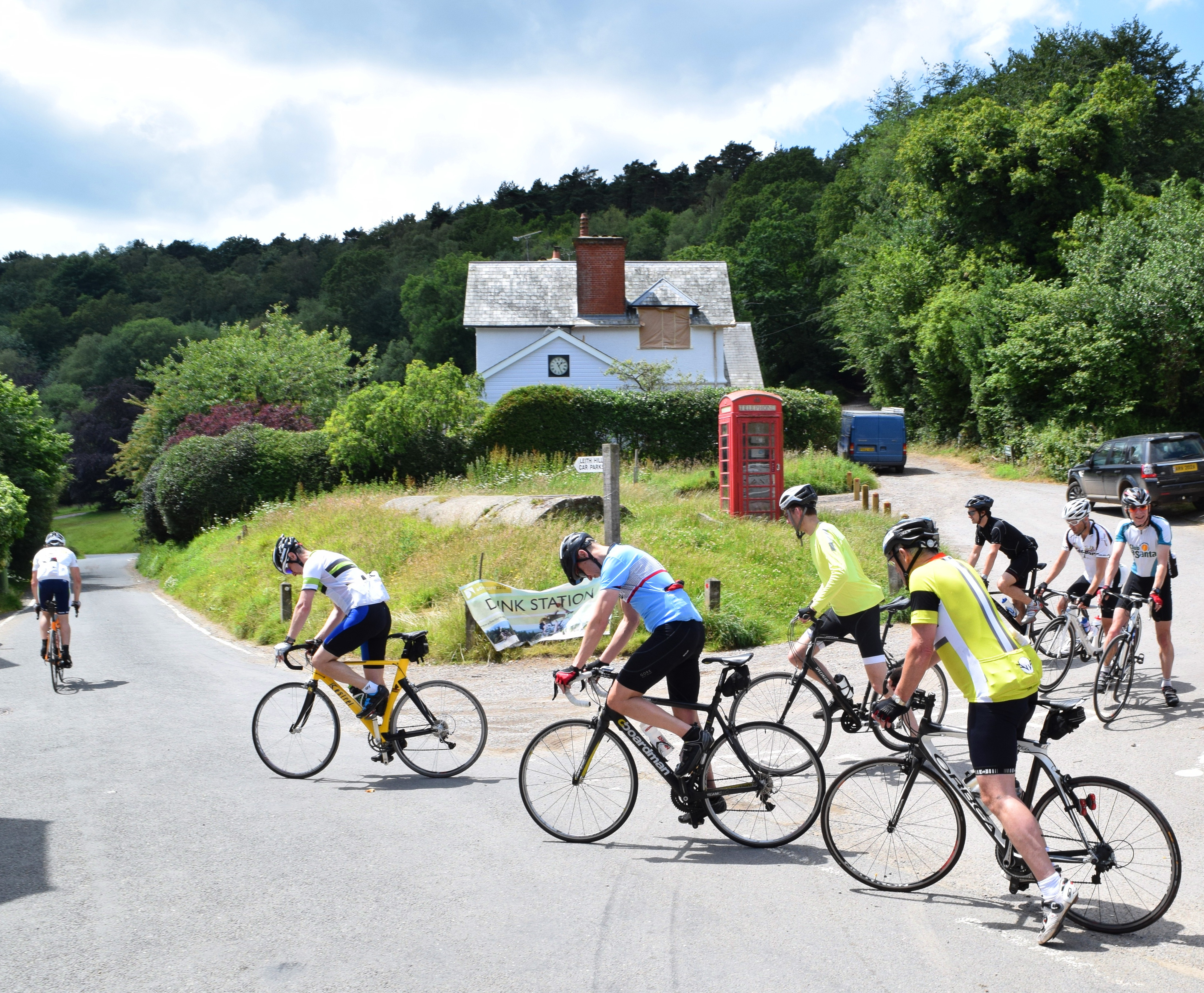 Lakeland Giro Cycle Challenge Picture 2