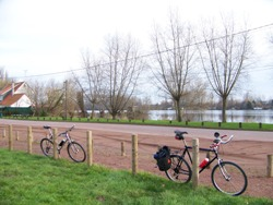 Cycle London To Brugge Picture 2