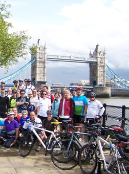 London City Adventure Challenge Picture 3