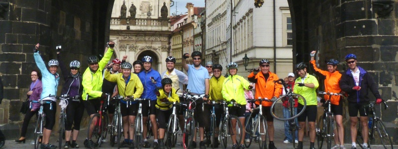 Prague to Munich Bike Challenge Picture 1