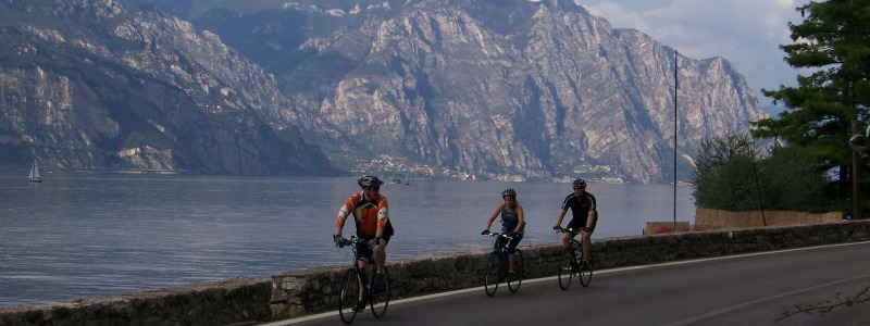 Munich to Venice Bike Ride Trans Alp Picture 2