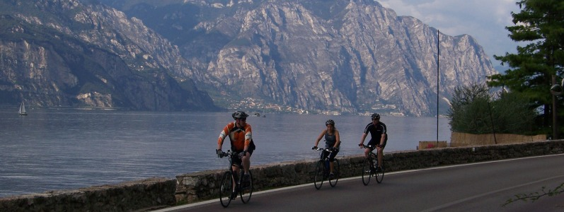 DeutscheBike Munich to Venice Bike Ride Trans Alp Picture 1