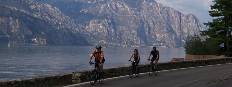 Munich to Venice Bike Ride Trans Alp Picture 1