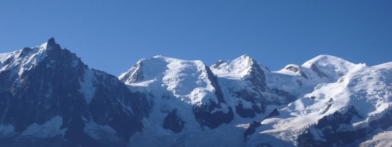 Mont Blanc Trek Morzine Chamonix Picture 1