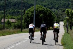 Lacets Alpe DHuez Ventoux Grand Slam Ride Picture 2