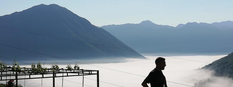Montenegro Bay of Kotor Trek Picture 1