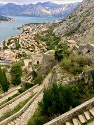 Montenegro Bay of Kotor Trek Picture 3
