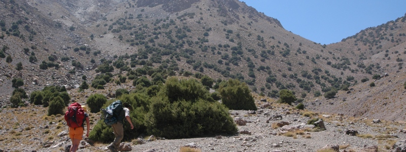 Toubkal Trek and Marrakech Picture 1