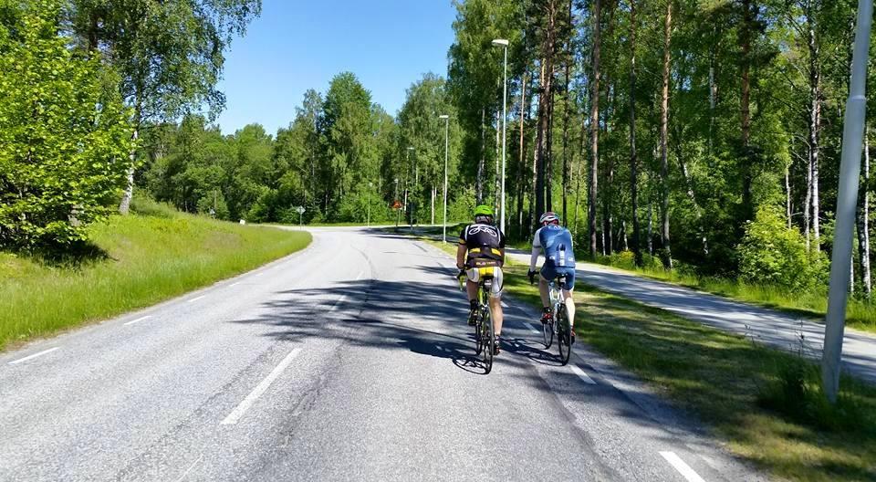 Norway Atlantic Ocean Road Cycle Picture 2
