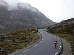 Norway Atlantic Ocean Road Cycle Picture 2
