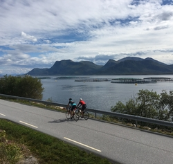 Norway Atlantic Ocean Road Cycle Picture 3