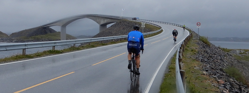 Norway Atlantic Ocean Road Cycle Picture 1