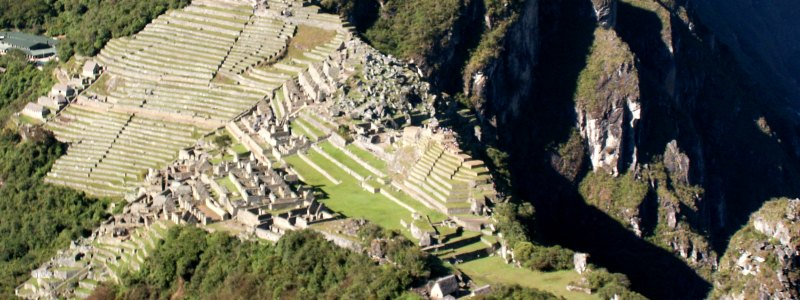 Secret Inca Choquequirao and Amazon Picture 1