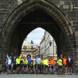 Prague to Budapest Cycle Picture 2