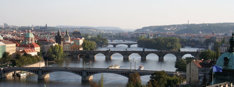 Prague to Budapest Cycle Picture 1
