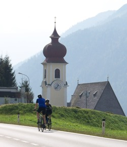 Prague to Budapest Cycle Picture 3