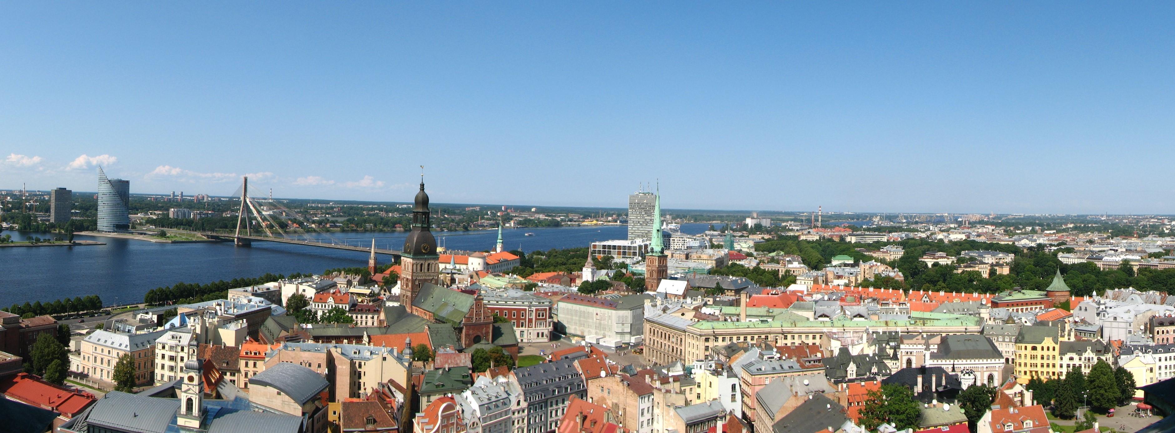 Bike Baltic Ride Riga to Talinn Picture 1