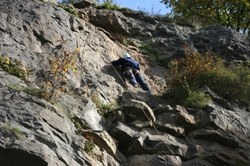 The Roaches Climbing Weekend Picture 2