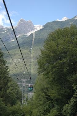 Slovenia Julian Alps Trek Picture 3