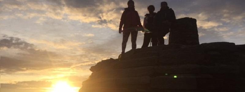 Snowdon Sunrise Trek Picture 1