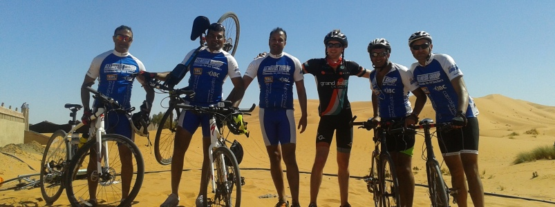 Cycle to the Sahara Picture 1