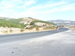 Thessaloniki to Istanbul Cycle Picture 2