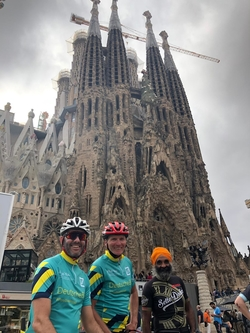 Toulouse to Barcelona TransPyrenean Cycle Picture 2