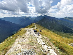 Tatras of Poland Trek Picture 2